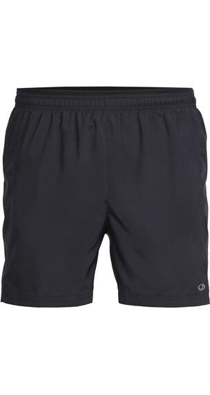 Icebreaker M's Strike Lite Shorts Black